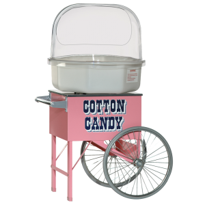 Cotton candy clean