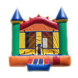 Green-Red-Bounce-House