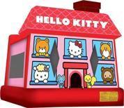 Hello-Kitty-Bounce-House