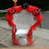 Baby Shower Chair 1