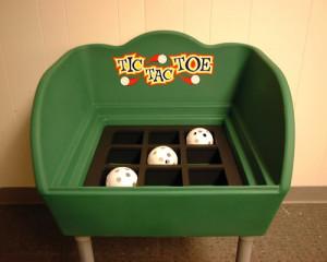 tic tac toe carnival game